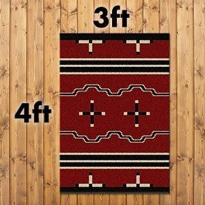 3ft x 4ft Area Rugs