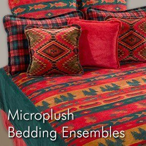 Microplush Bedding