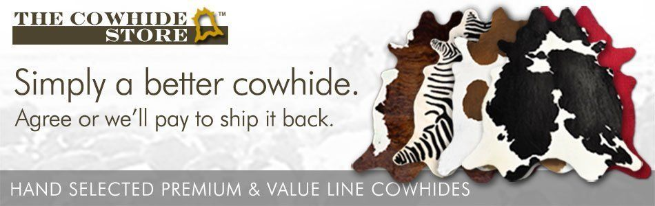 Hand Selected Cowhides