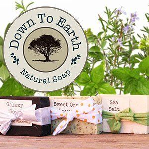 Down To Earth Natural Soap