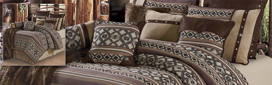 Tucson Southwestern Bedding Collection