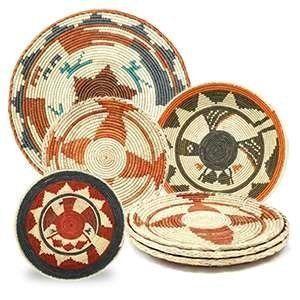 Flat Baskets