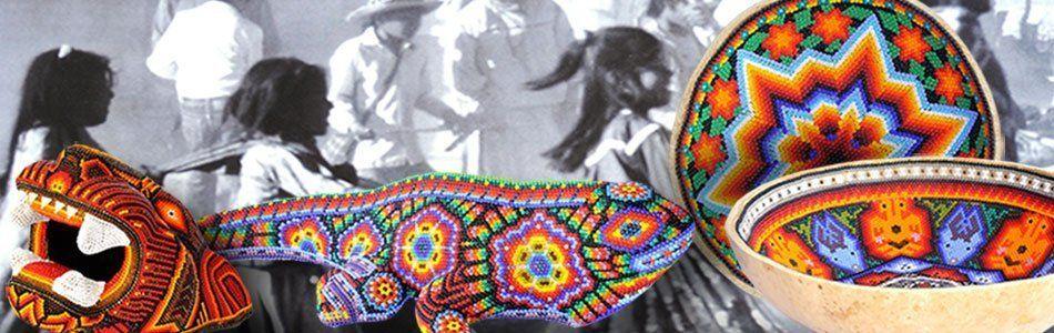 Huichol Cultural Art