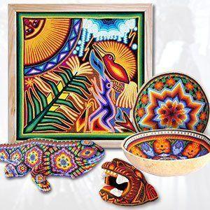 Peyote Visions Art