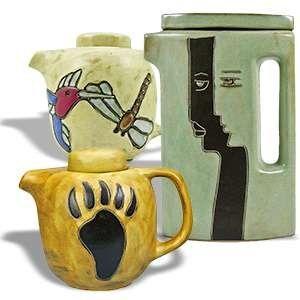 Mara Tea Pots