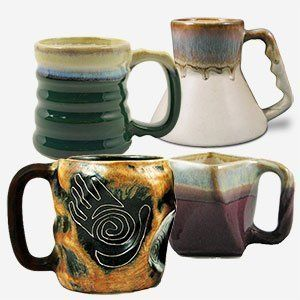Fun Shaped Mugs