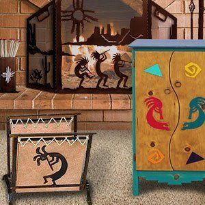 Kokopelli Home Decor