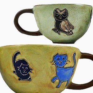 Latte Cups