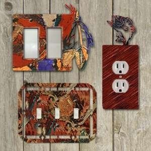 Lazart Switch Plates