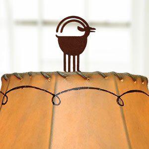 Lamp Finials