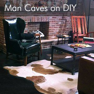 DIY Man Caves Feature