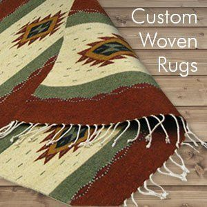 Custom Zapotec Rugs