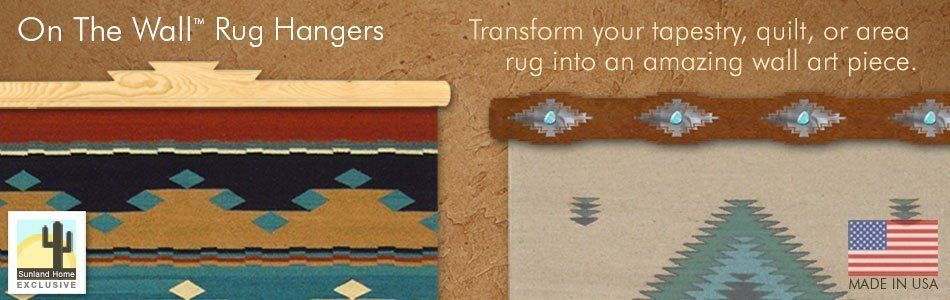 On The Wall Rug Hangers Mount Your