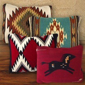 Zapotec Rug Pillows