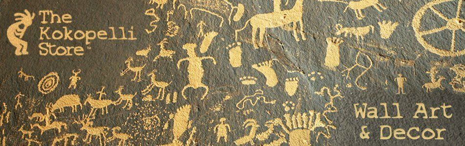 Kokopelli Wall Decor